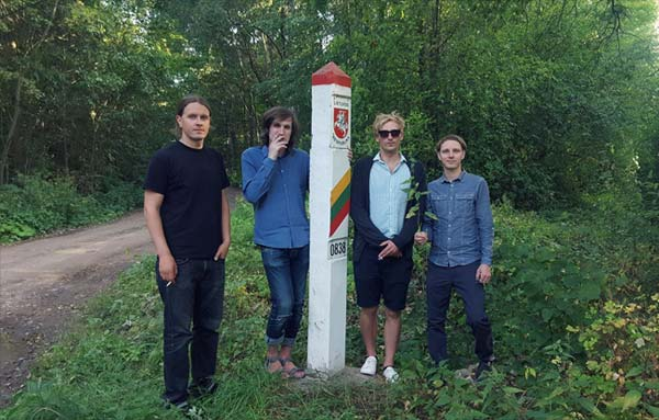 Gute Musik aus Lettland