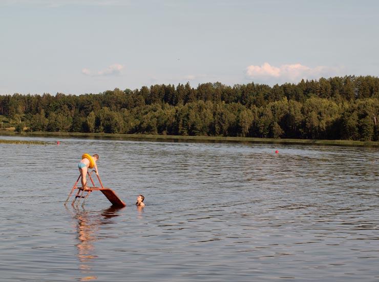 Baden am Viljandi-See