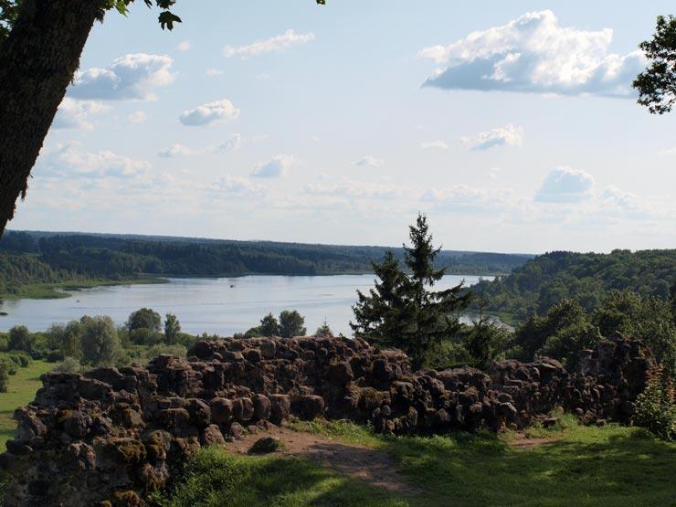 Burgruine Viljandi