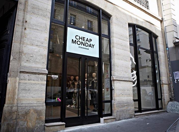 Cheap Monday Stockholm
