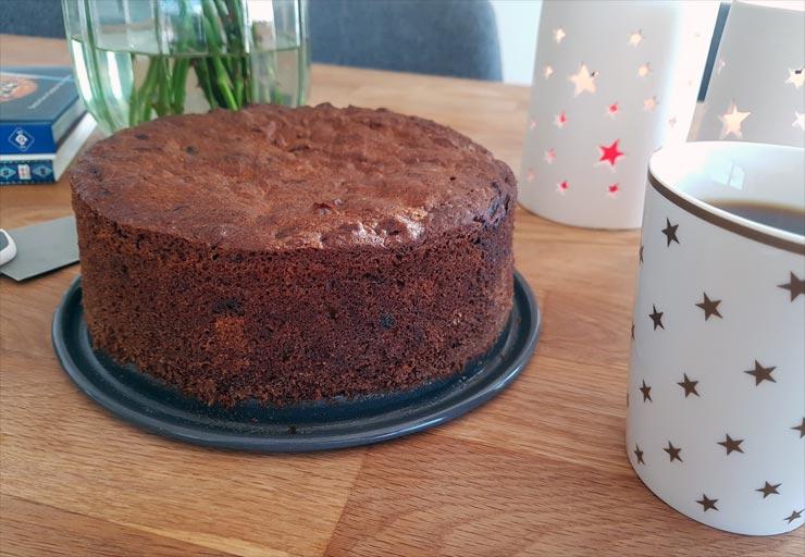 Dattelkuchen Rezept Weihnachten Finnland