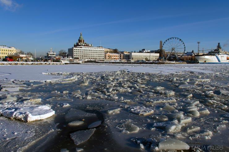 Helsinki Europäische Hauptstadt für intelligenten Tourismus