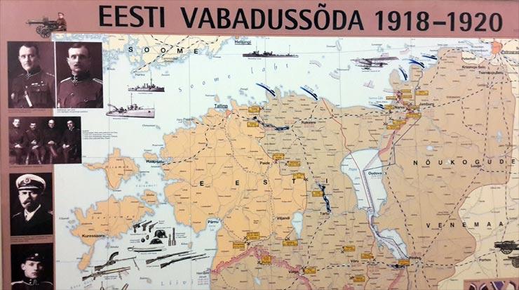 Estnische Freiheitskrieg 1918-1920