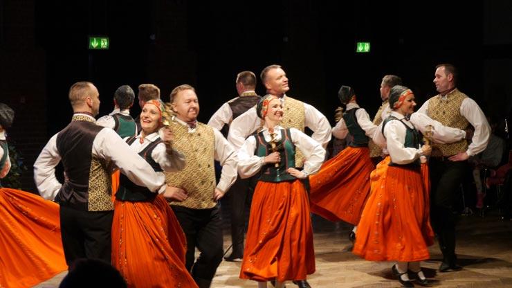 Lettischer Tanz