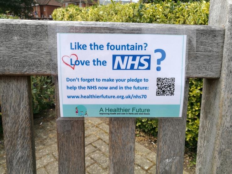 Gesundheitssystem Großbritannien NHS