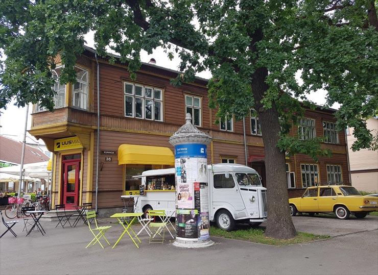 Pärnu Nähe Rüütel Str.