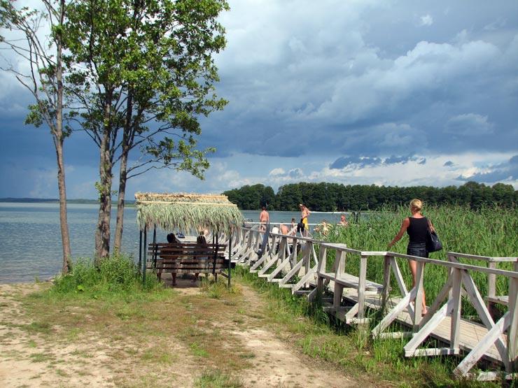 Sommerurlaub Lettland