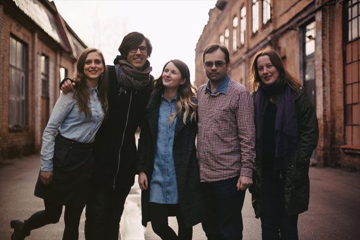 Stūrī Zēvele Musik aus Lettland