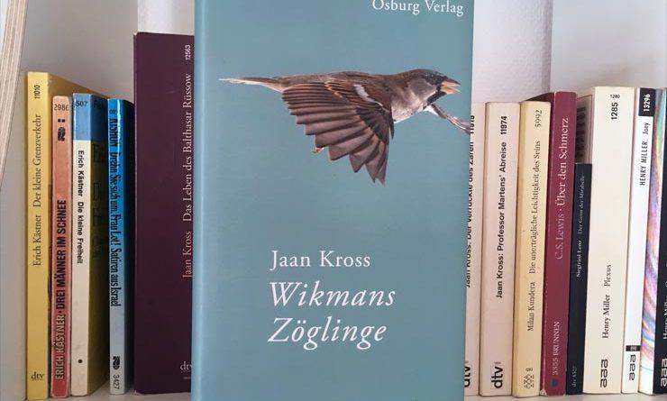 Wikmans Zöglinge Buchbesprechung