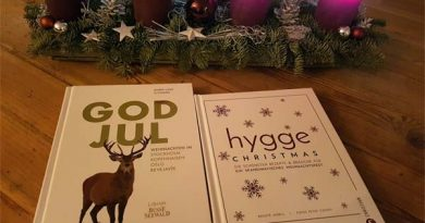 Weihnachtsbücher Skandinavien