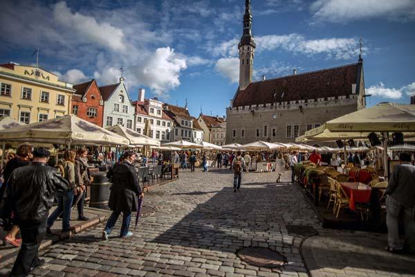 Einwohnerzahl Estland