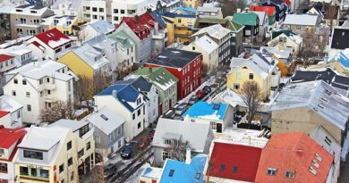 Arbeitslosigkeit in Island