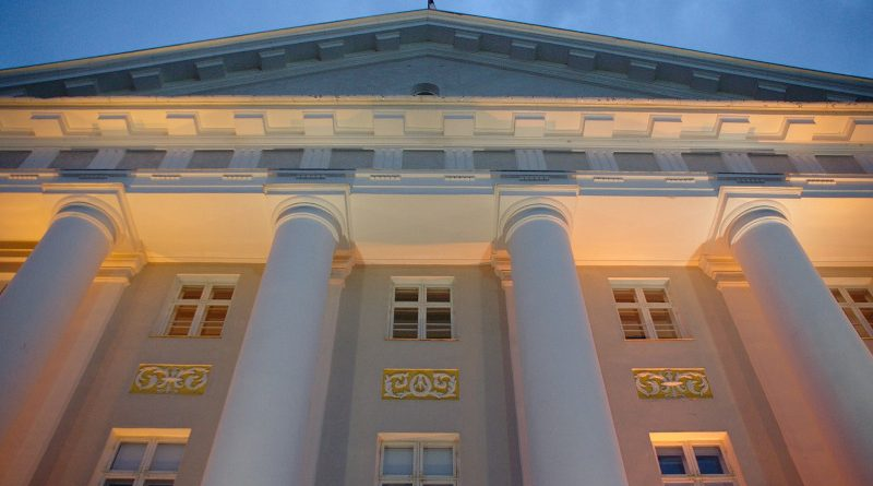 Geschichte Stadt Tartu