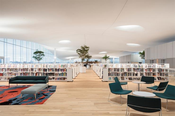 Oodi Bibliothek Helsinki