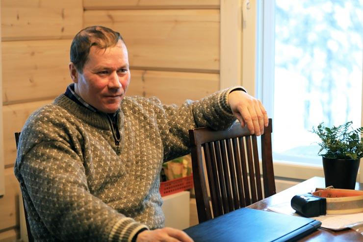 Klimawandel Lappland