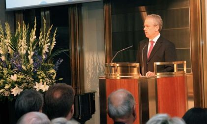 Øystein Olsen Norwegische Zentralbank