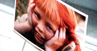 Pippi Langstrumpf Fernsehserie