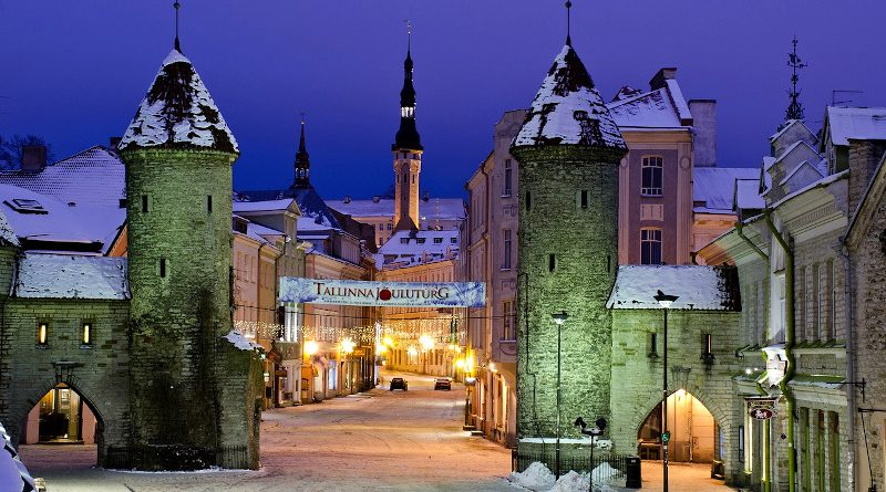 winter estland