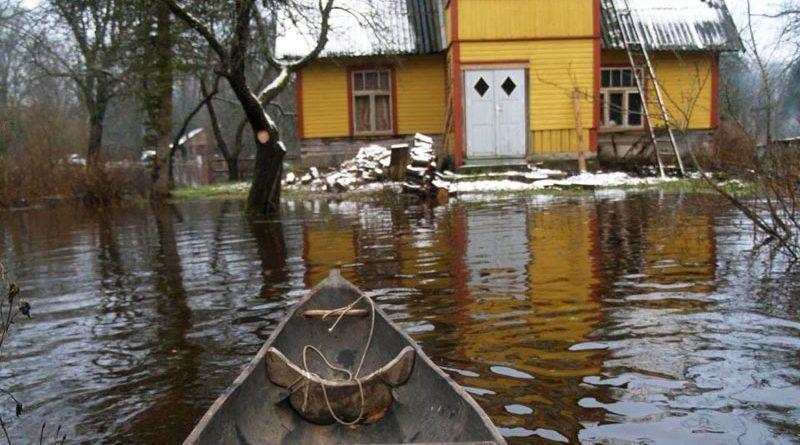 Soomaa Überschwemmung