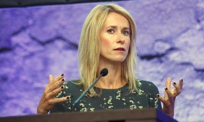 Kaja Kallas Reformpartei
