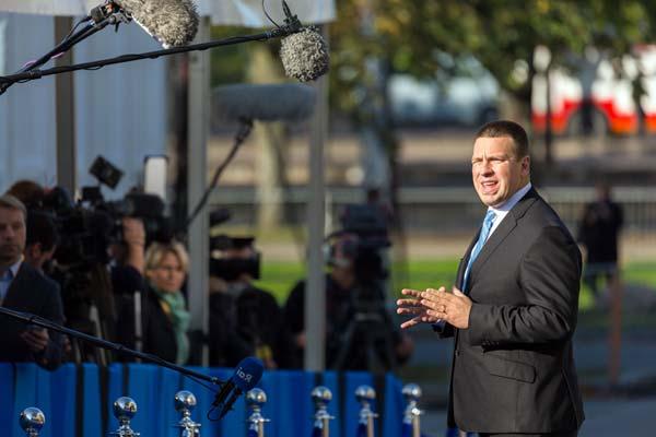 Aufregung in Estland: Premierminister bricht Versprechen und koaliert mit Rechtspopulisten