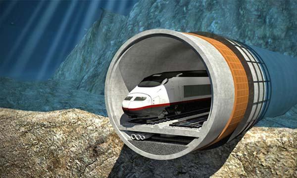 Chinesen wollen 15 Mrd. in Tallinn-Helsinki-Tunnel investieren