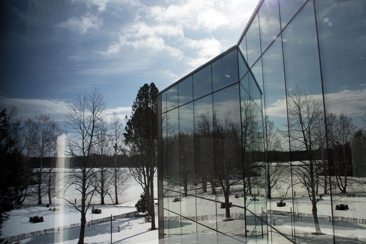 Architektur des Museums