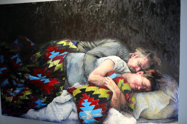Riikka Lenkkeri Die Schlafenden