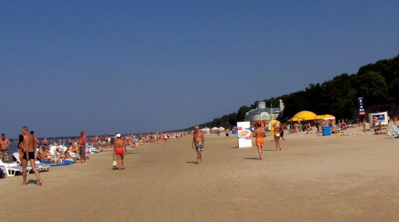 jurmala strand