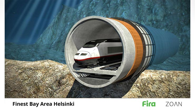 Tallinn Helsinki Tunnel