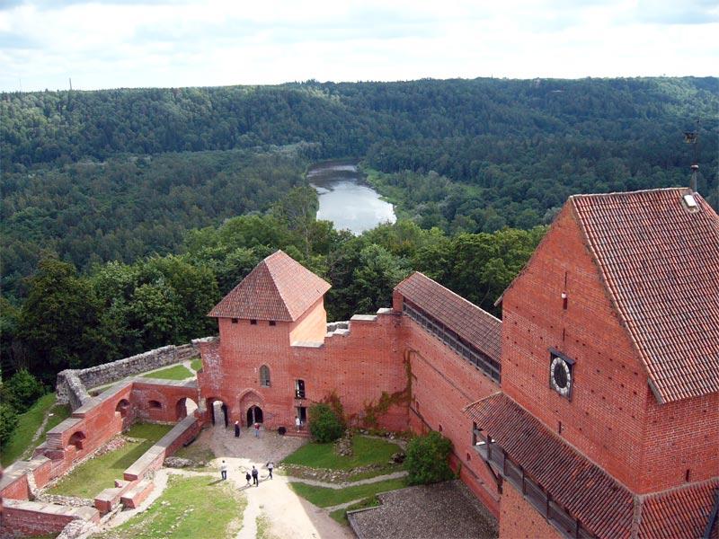Turaida Burg