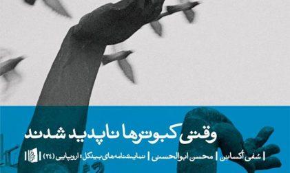 Oksanen Iran Als die Tauben verschwanden