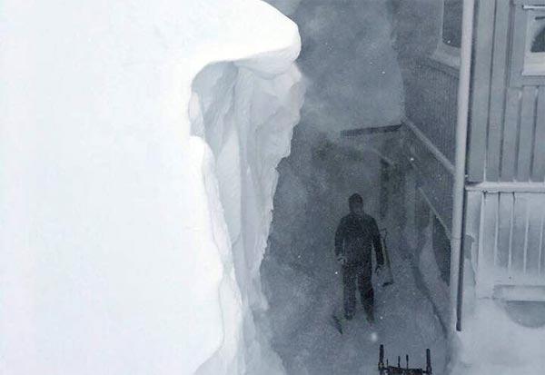 Skigebiet Riksgränsen