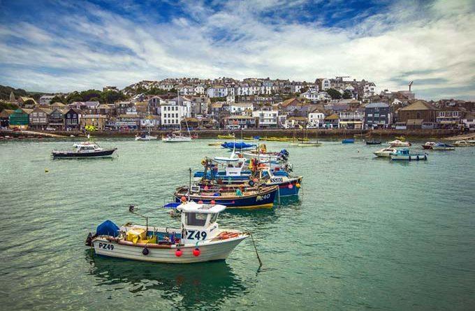 Cornwall Grafschaft