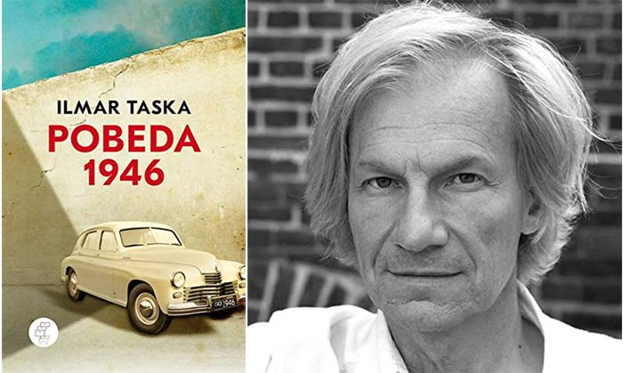 Pobeda 1946 Ilmar Taska