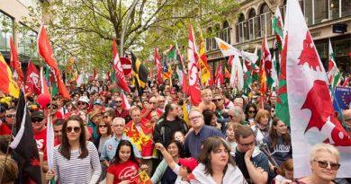 Unabhängigkeit Wales