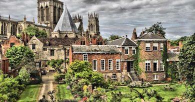 York England Städtereise