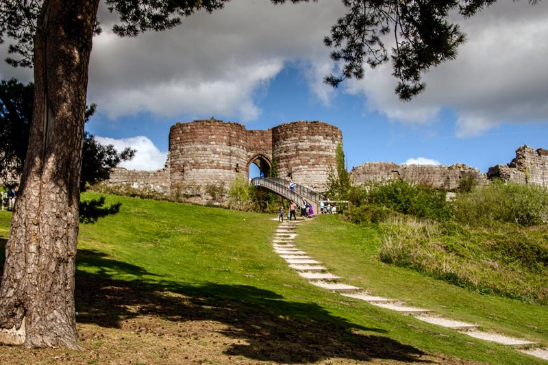 Beeston Castle Cheshire