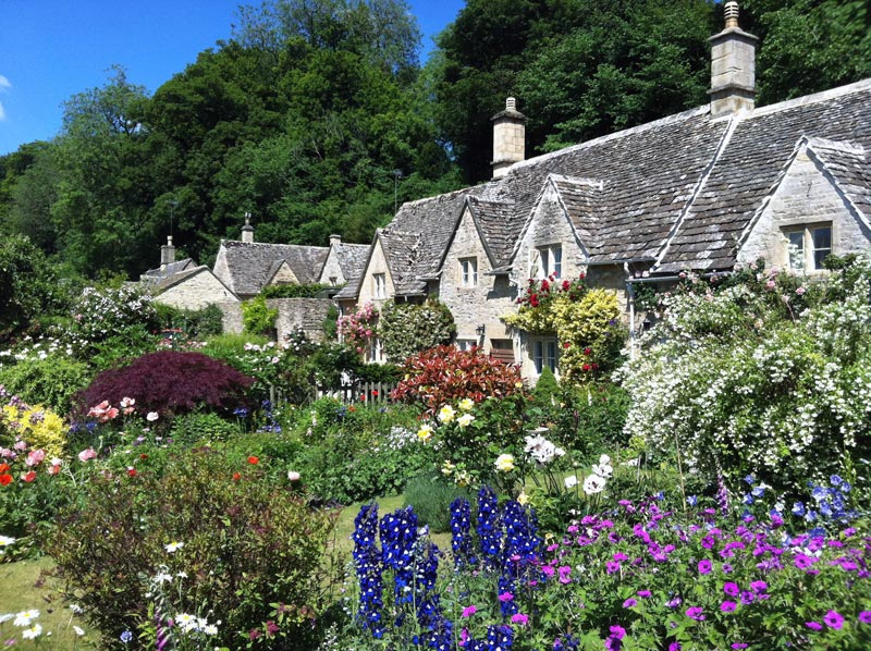 Bibury, Grafschaft Gloucestershire
