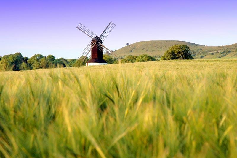 Buckinghamshire Landschaft