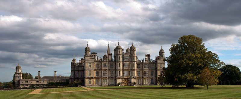 Grafschaft Lincolnshire Burghley House