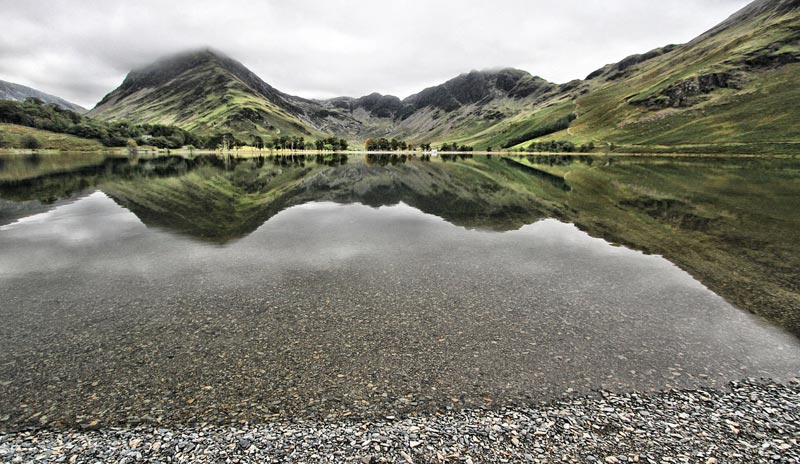 Buttermere See Cumbria