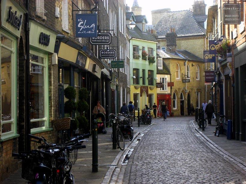 Altstadt Cambridge