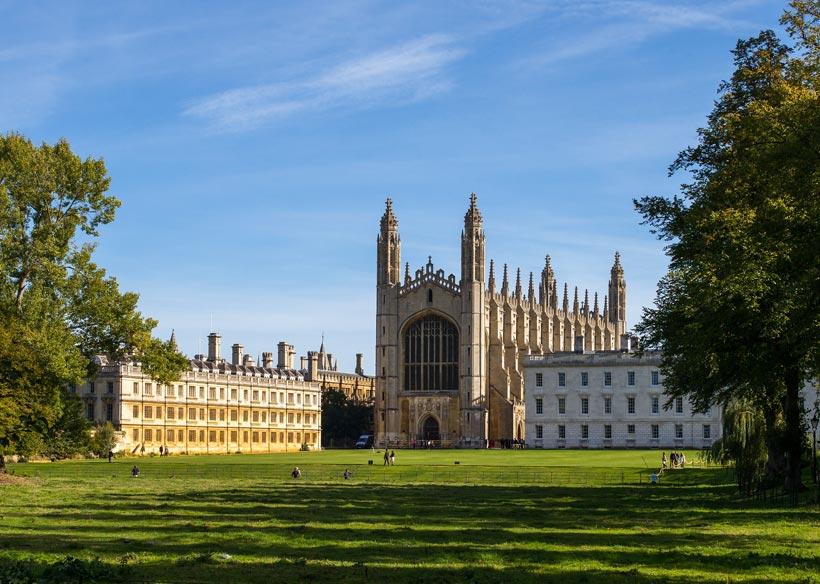 Cambridge King's College Chapel