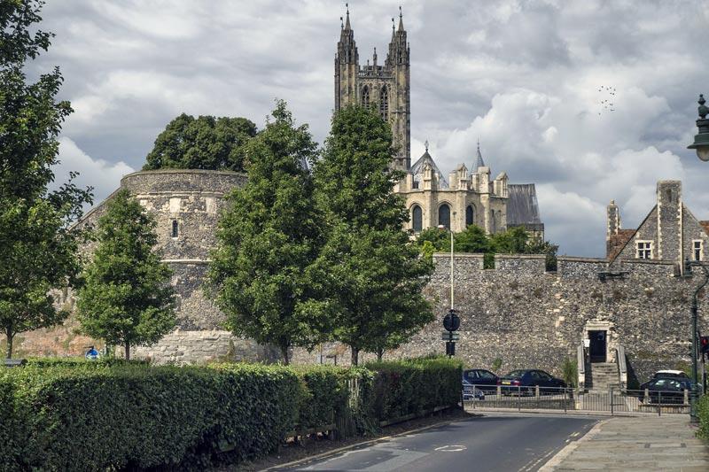 Kathedrale Cunterbury Kent