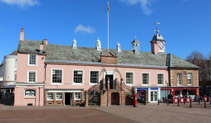 Carlisle Rathaus