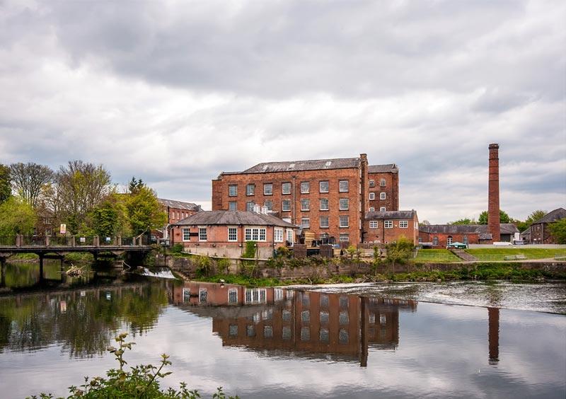 Derwent Mills Derbyshire