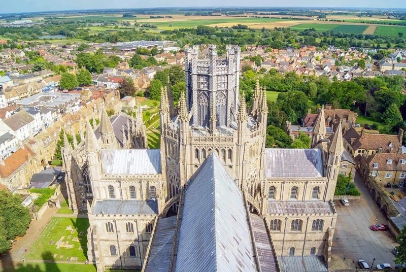 Grafschaft Cambridgeshire Ely