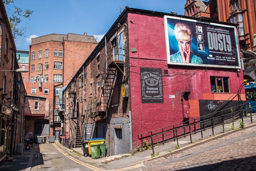 Manchester Industrielle Revolution