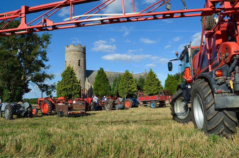 Landwirtschaft Norfolk